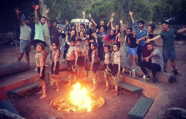 Flinders Ranges Camp Aboriginal Experience