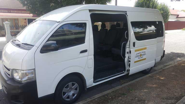Self Drive Minibus Hire in Adelaide