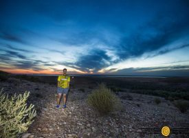 Flinders Ranges Student Camp Sunset