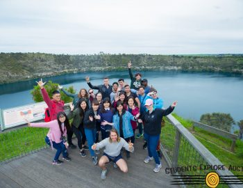 Mt Gambier and Naracoorte Caves